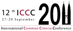 12th Internation Common Criteria Conference